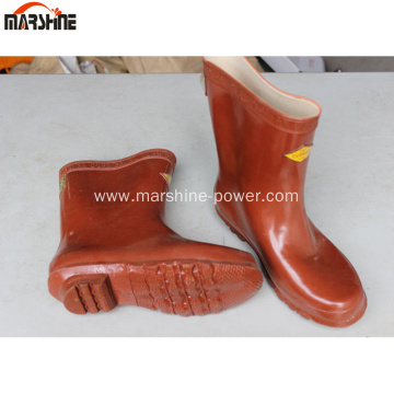 Safety Tools Rubber Insulating Shoes